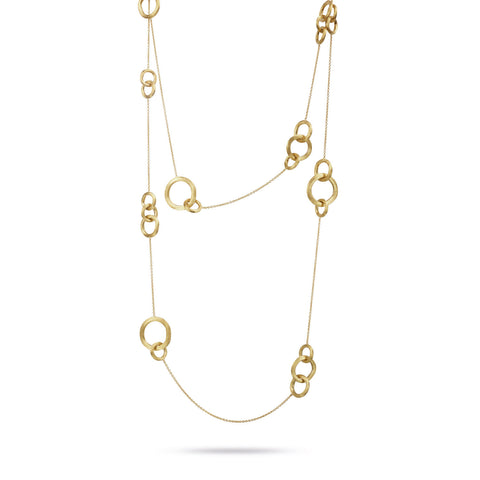 "Jaipur Link Gold 47"" Chain Necklace"