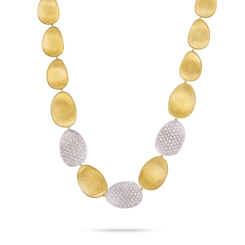 18K Gold & Diamond Necklace