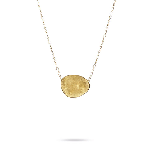 Marco Bicego® Lunaria Collection 18K Yellow Gold Large Pendant