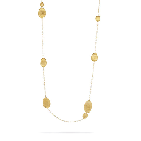 Marco Bicego® Lunaria Collection 18K Yellow Gold Large Chain Necklace