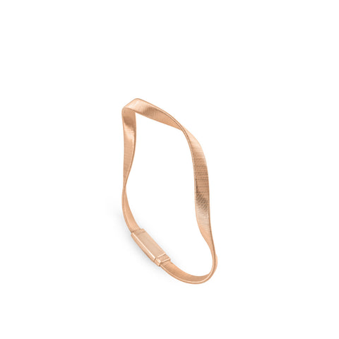 Marco Bicego® Marrakech Collection Rose Gold Bangle