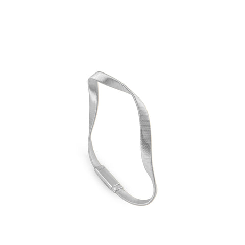 Marco Bicego® Marrakech Collection White Gold Bangle