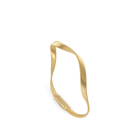 Marrakech Supreme Yellow Gold Bangle