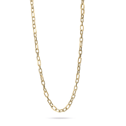 Murano Gold Small Link Convertible Necklace