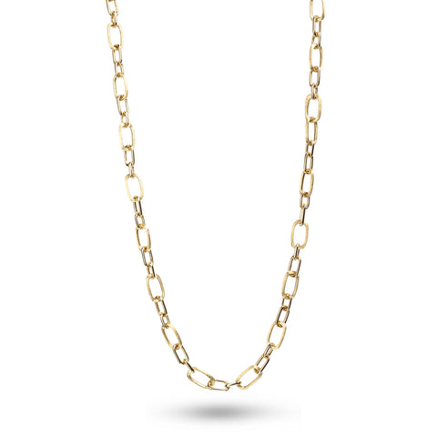 Murano Gold Medium Link Convertible Necklace