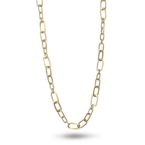 Murano Gold Large Link Convertible Necklace