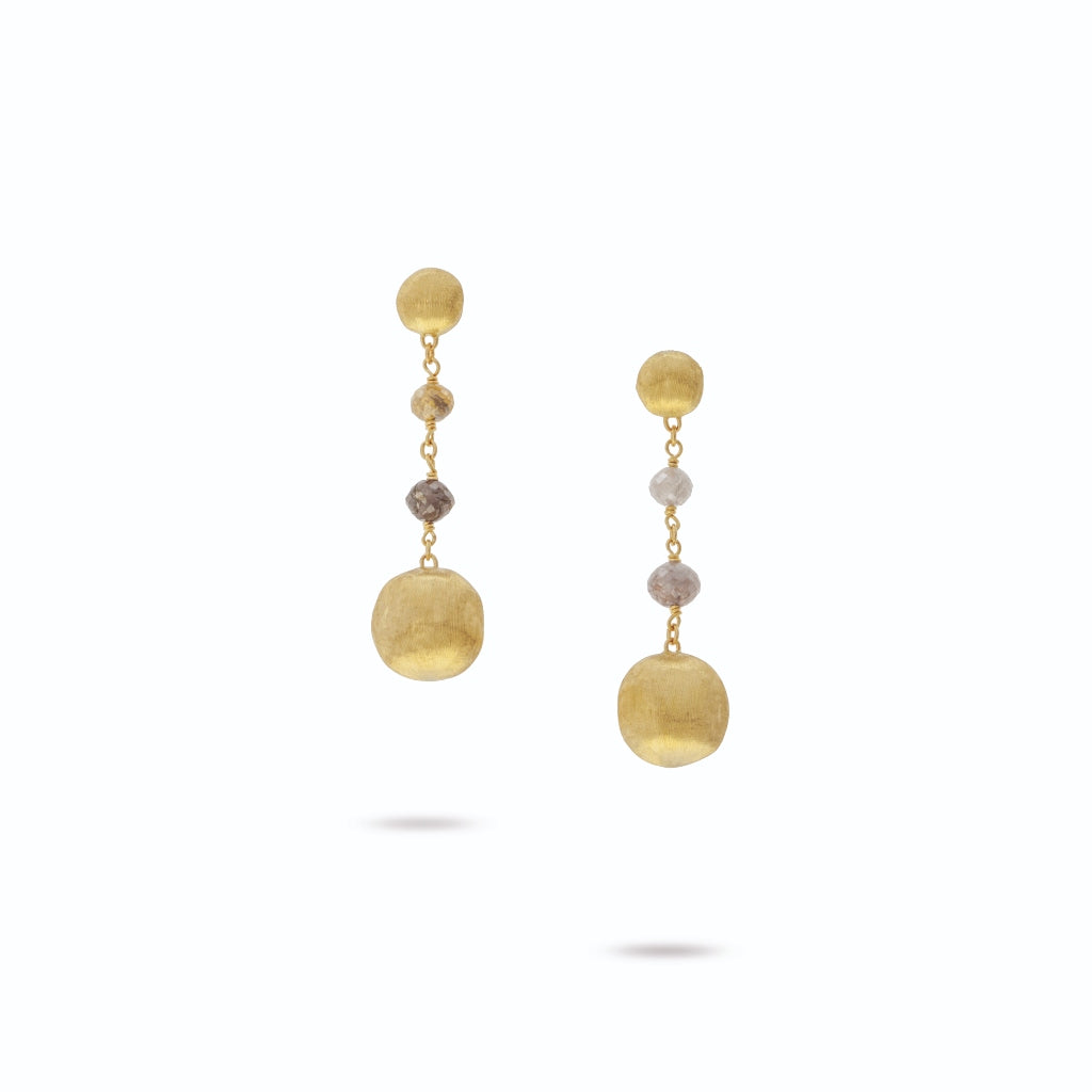 Marco Bicego® Africa Collection Rough Diamond Earrings