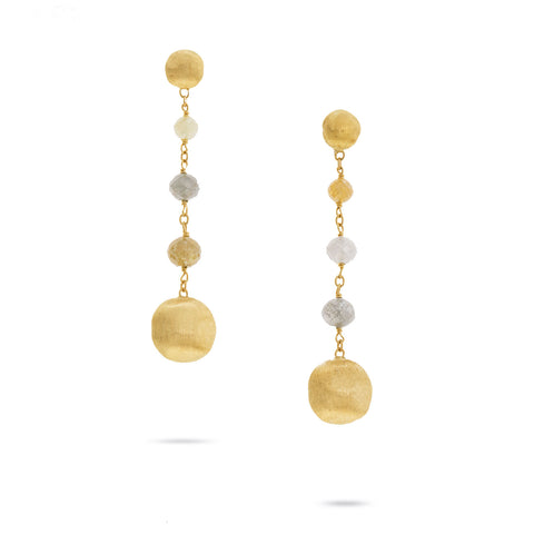 Africa Stellar Drop Earrings