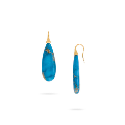 Unico Turquoise Drop Earrings