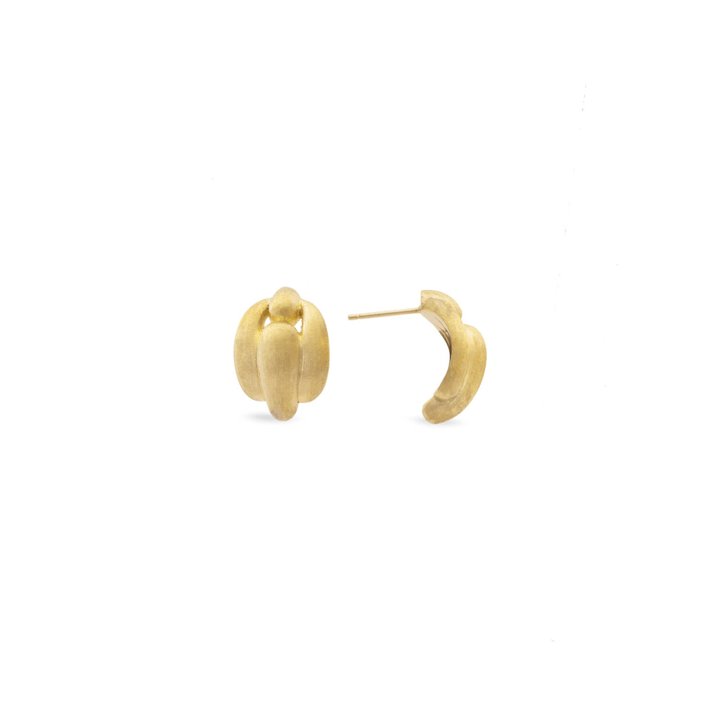Marco Bicego® Lucia Collection 18K Yellow Gold Link Stud Earrings