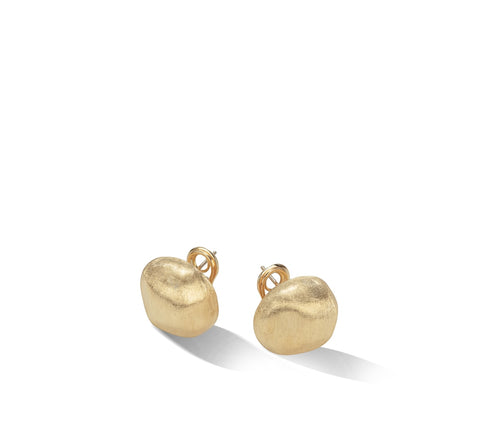 Marco Bicego® Africa Collection 18K Yellow Gold Medium Stud Earrings