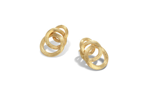 Marco Bicego® Jaipur Collection 18K Yellow Gold Small Knot Earrings