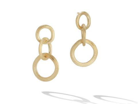 Marco Bicego® Jaipur Collection 18K Yellow Gold Drop Earrings