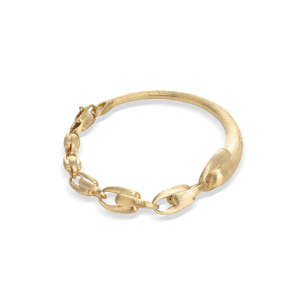 Marco Bicego® Lucia Collection 18K Yellow Gold Banglet