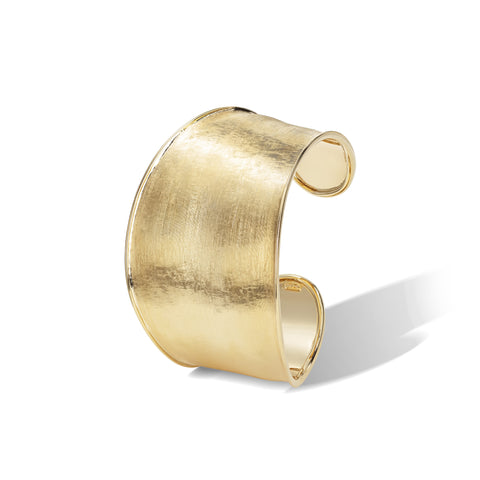 Marco Bicego® Lunaria Collection 18K Yellow Gold Cuff