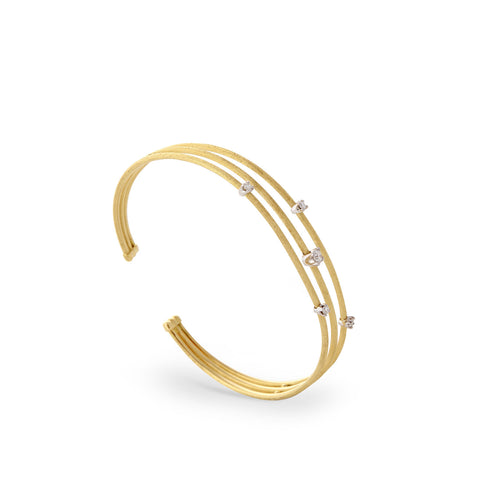 Luce Gold & Diamond Cuff - Exclusive