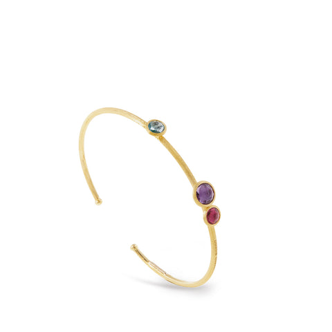 Jaipur Amethyst Mixed Stone Bangle