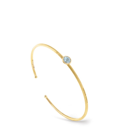 Jaipur Single Topaz Bangle