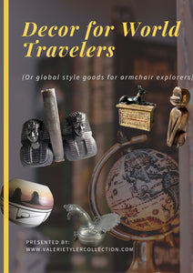 Decor for World Travelers at Heart