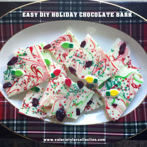 Easy DIY Holiday Bark Recipe