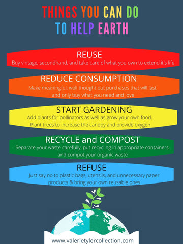 Things You Can Do To Help Earth