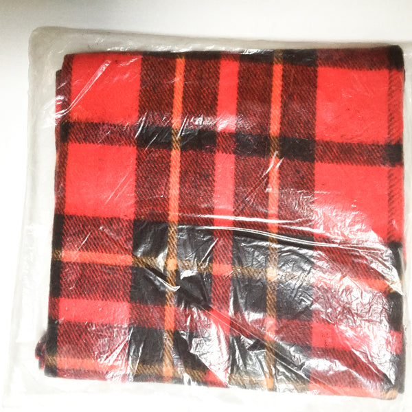 "Brand ""new"" vintage never opened Faribo lapper blanket"