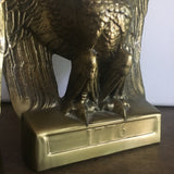 Vintage Eagle Bookends - 1776 PM Craftsman