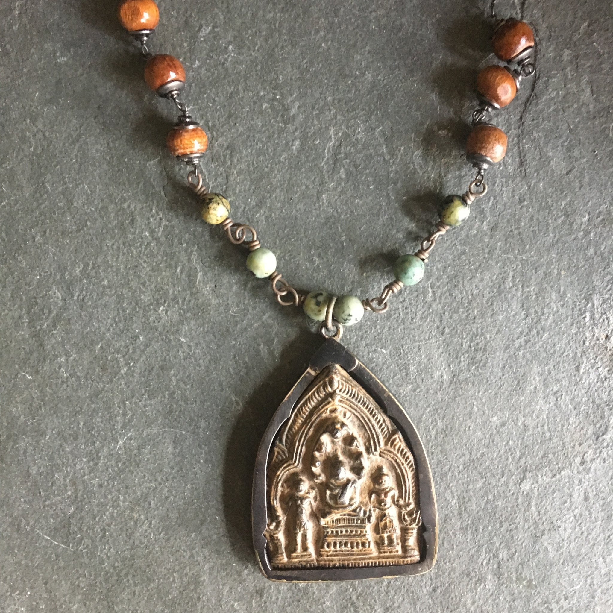 Buddha Amulet Necklace