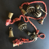Vintage Brass Bells - Sarna Bells and Elephant Bells