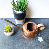 Vintage Copper Watering Can