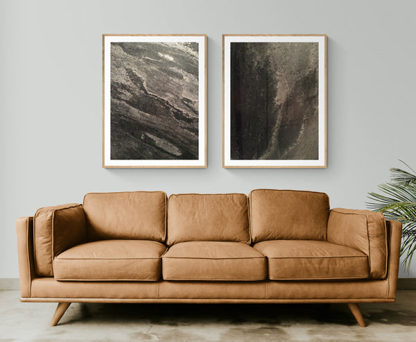 Industrial Abstract Wall Art, Abstract Photography, Industrial Series,  Gray Style 2