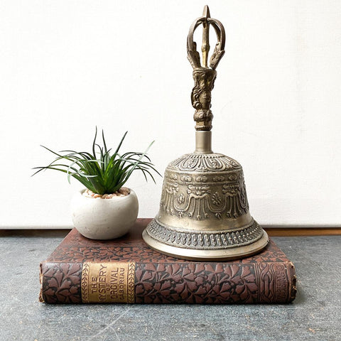 Vintage, Antique Tibetan Bell