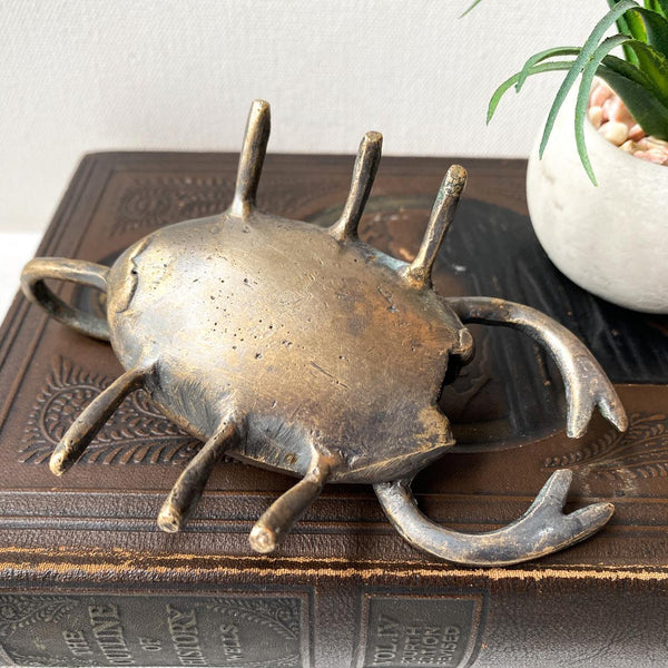 Vintage Brass / Bronze Scorpion Figurine