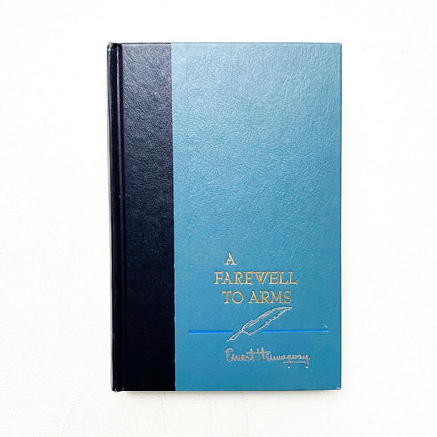 A Farewell To Arms, Ernest Hemingway, Vintage Hardbound Book, 1957