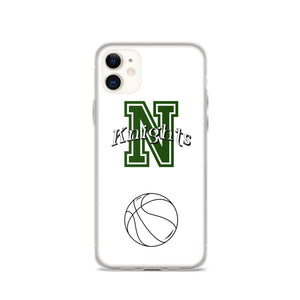 Nordonia Knights iPhone Case - Basketball