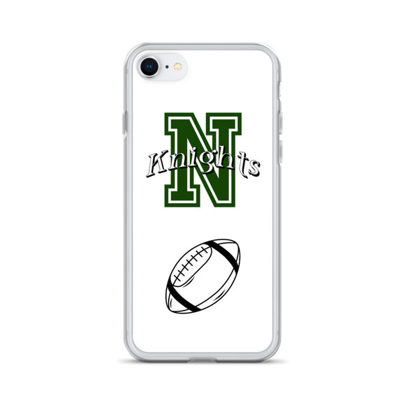 Nordonia Knights iPhone case - Football