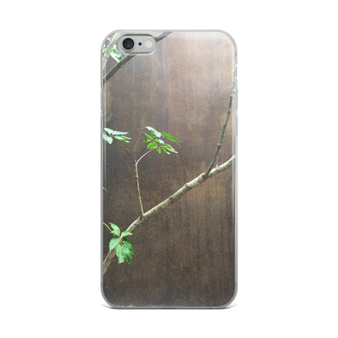 Meandering Branch iPhone Case
