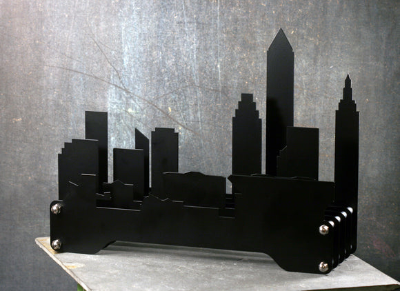 Cleveland Skyline Decorative Art
