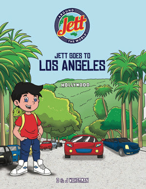 Jett goes to Los Angeles