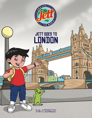 Jett goes to London