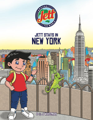 Jett stays in New York