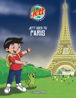 Jett goes to Paris