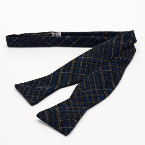 General Knot & Co. 1960's Avery Plaid Bow Tie