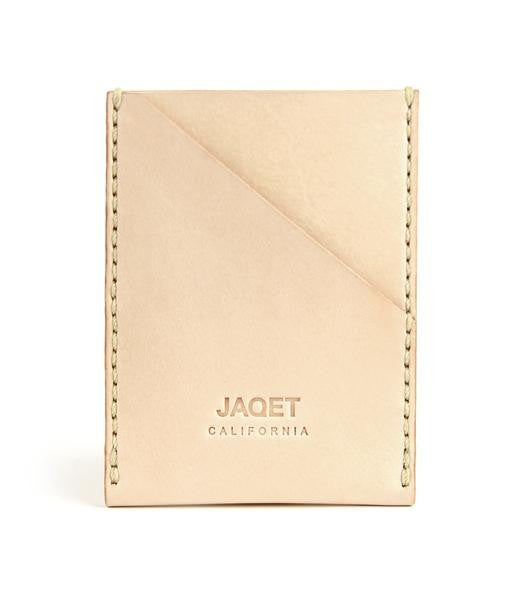 Jaqet Natural Portrait V2 Wallet