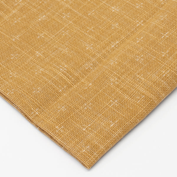 Kiriko Gold Kagasuri Pocket Square