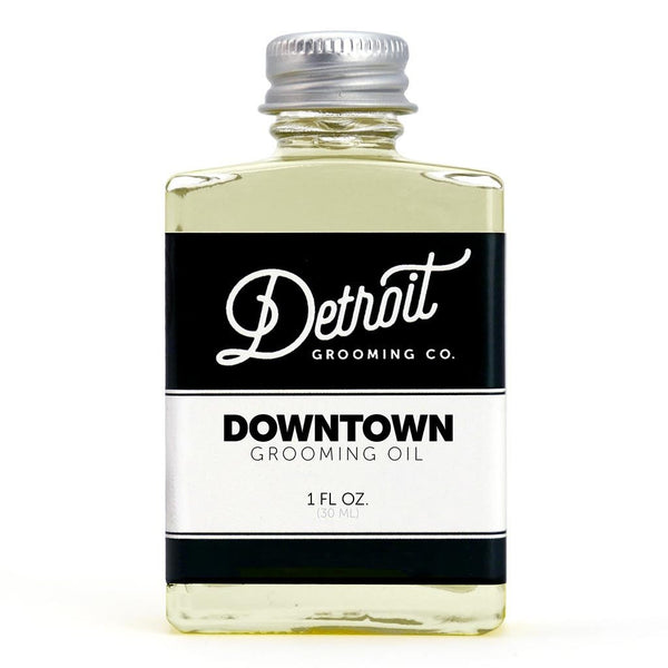 Detroit Grooming Downtown Beard Oil