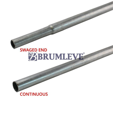 Brumleve® Fixed Tube / 1 inch