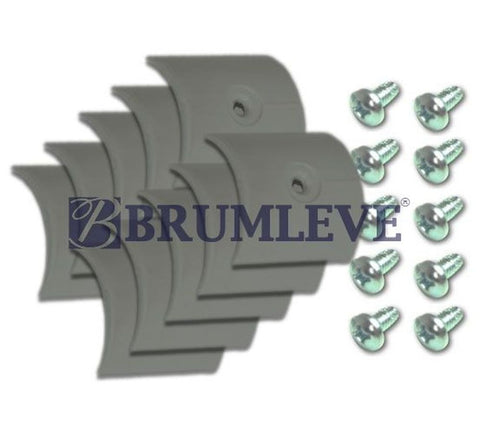 Brumleve® U Clamp Kit with Screws