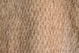 Silk Boucle Tweed Fabric by the Yard. Designer Collection - Chenile - Beige - 54'' / 137cm W
