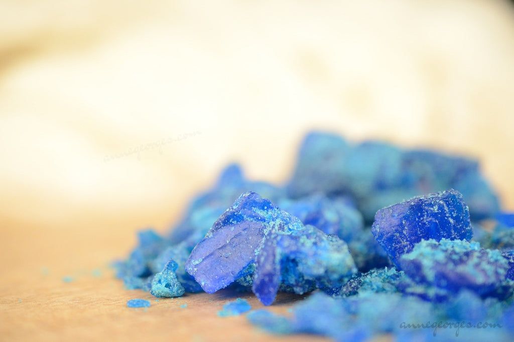 Copper Sulphate - Color modifier, mordant
